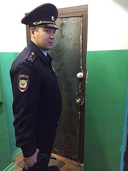 Участковый Участкового уполномоченного ОМВД по району Крюково капитана полиции Марата Султанбекова с полным правом можно назвать участковым старожилом