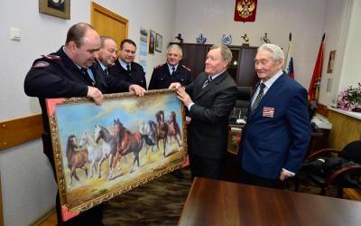 Ветерану Николаю Васильевичу Уткину – 75 лет