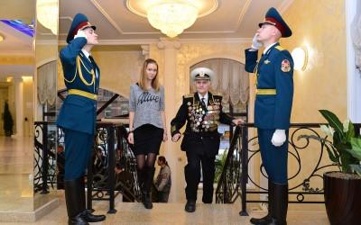 Премия «Офицеры России» 2015 год