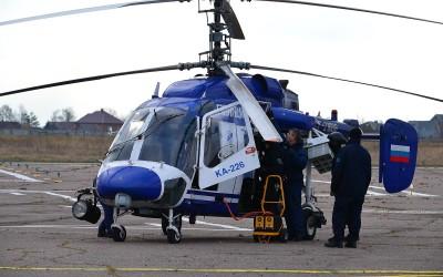 Праздник в Авиационном отряде специального назначения