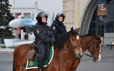 35 лет 1-му Оперативному полку ГУ МВД России по г. Москве