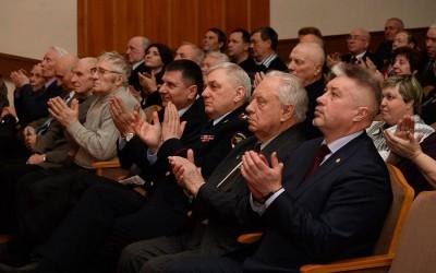 Благотворительный вечер, посвящённый Дню защитника Отечества
