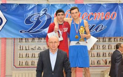 Открытый турнир по боксу, посвящённый памяти прапорщика полиции Сергея Бушуева