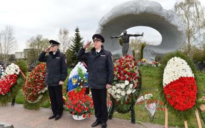 30-летие аварии на Чернобыльской АЭС.