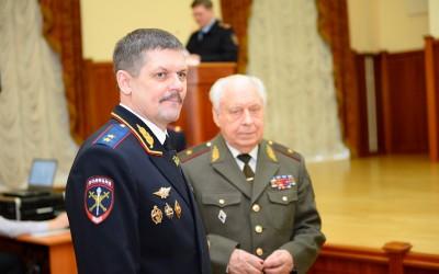 23 февраля в ГУ МВД России по г. Москве