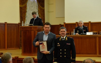 Расширенное совещание при начальнике ГУ МВД России по г. Москве