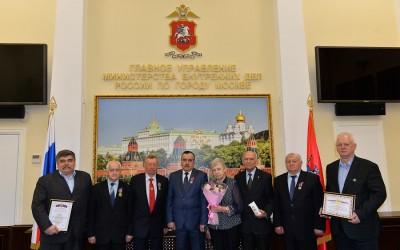 Ветеранской организации МВД России — 25 лет
