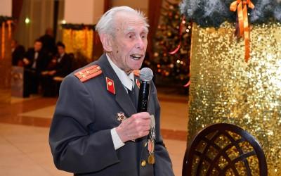 Ёлка ветеранов московской полиции
